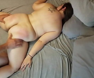 BBW Hottie Horny Nicky will..
