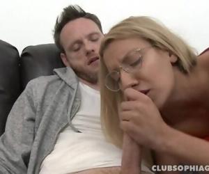 Sophia Grace Fucked by Tutor